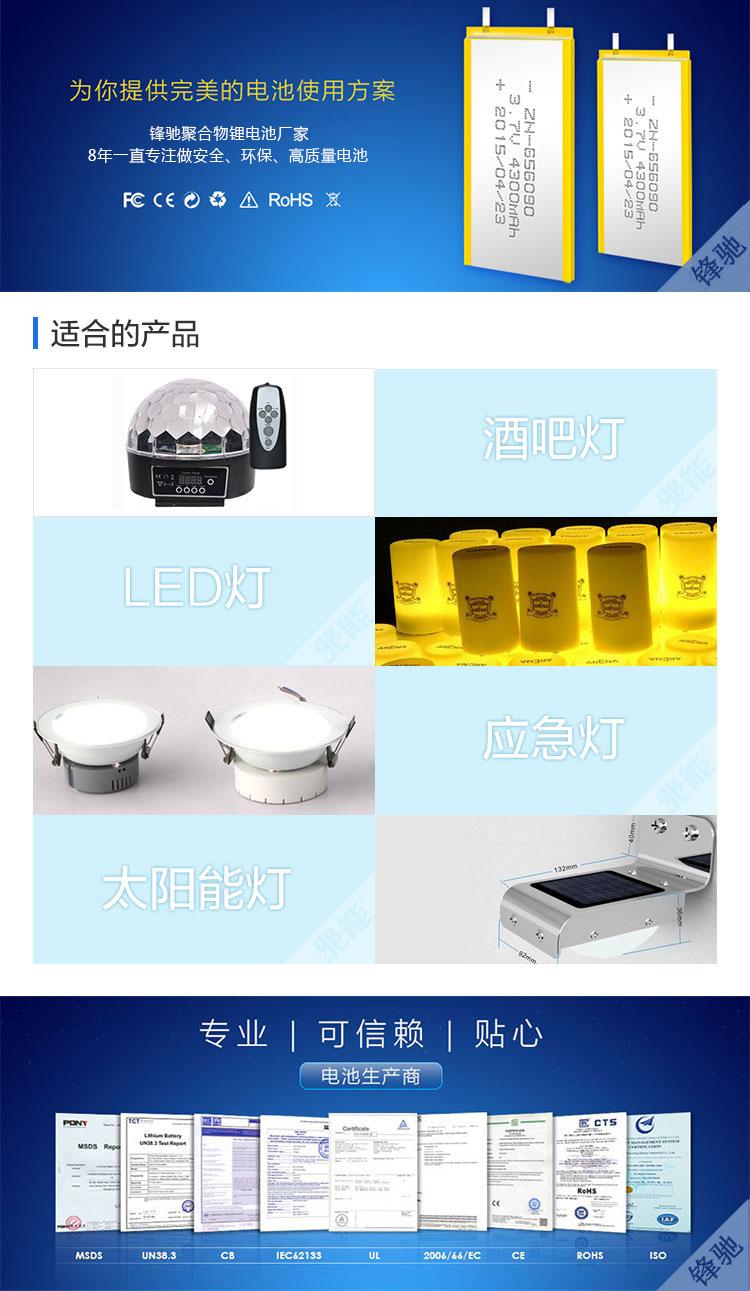 应用LED及小电器
